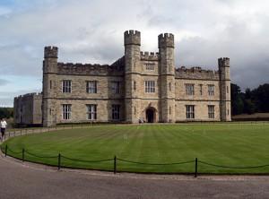 Leeds Castle Kent England UK